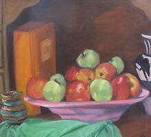 Demeter's Harvest by Simone Dole