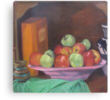 Demeter's Harvest Canvas Print