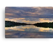 Narrabeen Paintbrush - Narrabeen Lakes, Sydney - The HDR Experience Canvas Print