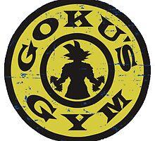 Gokus Gym by Green-TShirts