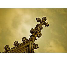 St. Partick's Cathedral, 5th Ave, NYC Photographic Print