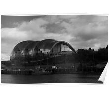 Sage - Gateshead Poster
