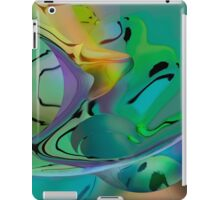 The Sieve at the End of the Rainbow iPad Case/Skin