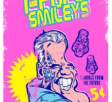 TPops Smileys by Alex Gallego