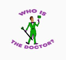Who Is The Doctor? Unisex T-Shirt