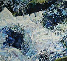 White Water 1 by Richard Sunderland