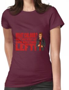 Rory's Question Womens Fitted T-Shirt