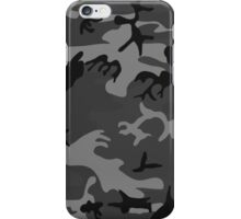 Army Camouflage by Chillee Wilson iPhone Case/Skin