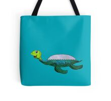 Myrtle C. Turtle Tote Bag