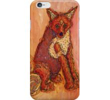 Celtic Fox iPhone Case/Skin