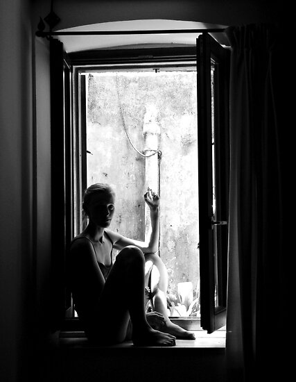 Nina. by Mojca Savicki