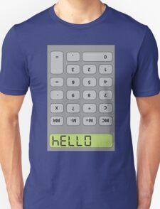 Hello! Calculator T-Shirt