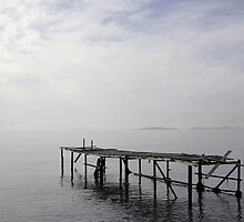 Calm Waters by Lin Wymer