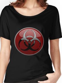 Radioactive by Chillee Wilson Women's Relaxed Fit T-Shirt