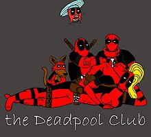 The Deadpool Club by Zack Cogburn