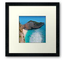Zakynthos Island - Greece Framed Print