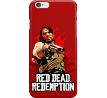 Red Dead Redemption iPhone Case/Skin
