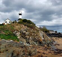 Inishowen Lighthouse by Jim Dempsey