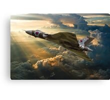 2015 the last flight Canvas Print