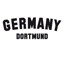 GERMANY DORTMUND Photographic Print