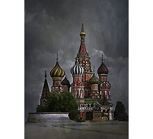 Moscow...... Photographic Print