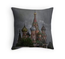 Moscow...... Throw Pillow