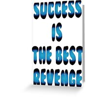 Code for Success Desig T-shirtn Greeting Card