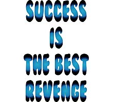 Code for Success Desig T-shirtn Photographic Print