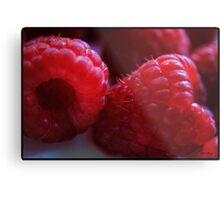 Berry Closeup Metal Print
