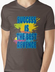Code for Success Desig T-shirtn Mens V-Neck T-Shirt