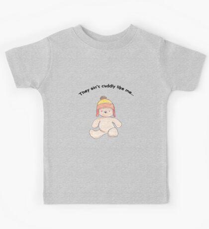 Cuddly Jayne for kids Kids Tee
