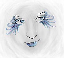 Butterfly Eyes by Meg Engele