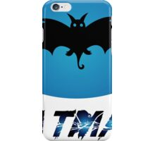 Batman Design t-shirt iPhone Case/Skin
