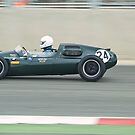 Cooper T43 (Clive Wilson) by Willie Jackson