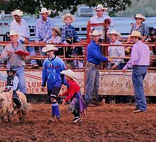 Mutton Busting - Best viewed large by barnsis