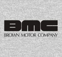 Brown Motor Company Kids Clothes