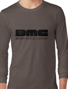 Brown Motor Company Long Sleeve T-Shirt