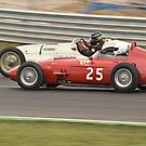 Ferrari 246 Dino (1960 GP Car) by Willie Jackson