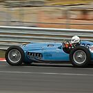 Talbot Lago T25C by Willie Jackson