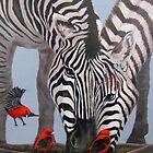Animal Friends - Paintings by Karen Ilari by Karen Ilari