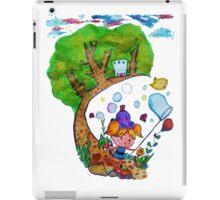 Bubble's Adventure iPad Case/Skin