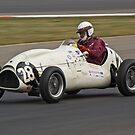 Cooper Bristol MKII 7/53 by Willie Jackson