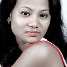 Monica-The Beauty from Assam by Mukesh Srivastava