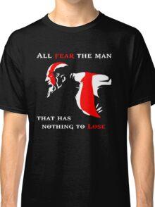 God of War Fear The Man Classic T-Shirt