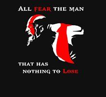 God of War Fear The Man Unisex T-Shirt