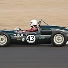 Cooper T43 (Geoff Williams) by Willie Jackson