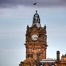 Balmoral Clock Tower by Tom Gomez