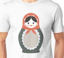 Matrioshka (v4) 004 Unisex T-Shirt