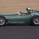 Aston Martin DBR4 by Willie Jackson