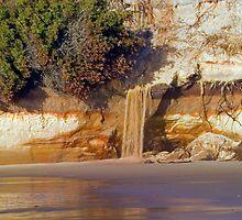 Sandfall II by Randall Ingalls